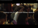 "VIDEO: Help Support NYC Female Gamers Meetup ""Ladies Gaming Night"""
