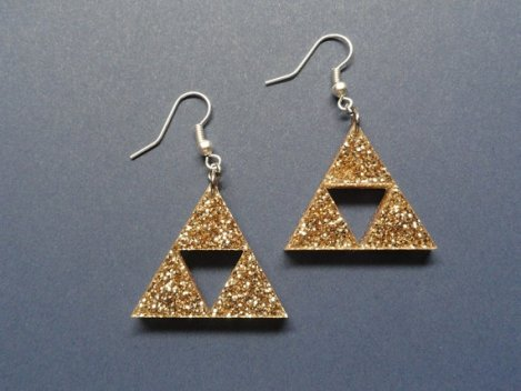 Zelda Earrings