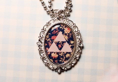 zelda necklace