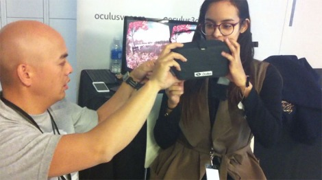Hands On with Oculus Rift