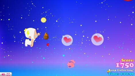 I am Little Dreamer catching treasure for Hanazuki