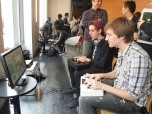 Spring Fighter 2013 @ NYU Game Center