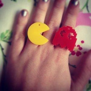 pac-Man rings