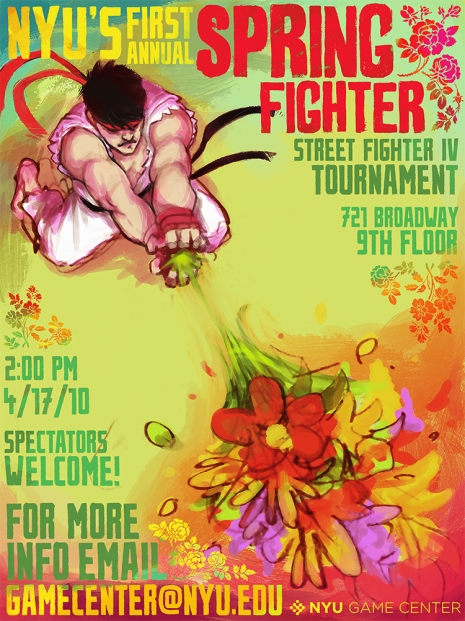 Spring Fighter posters