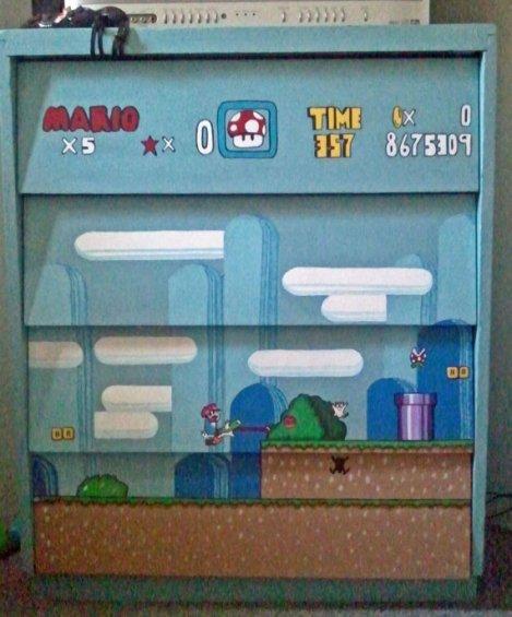 videogamedresser
