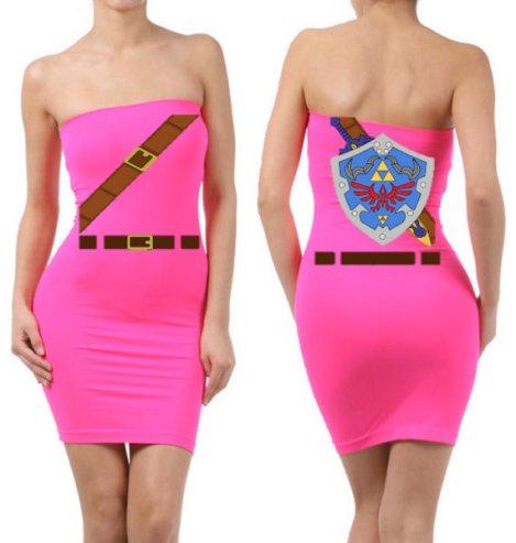 Link Tube Dress GYGO