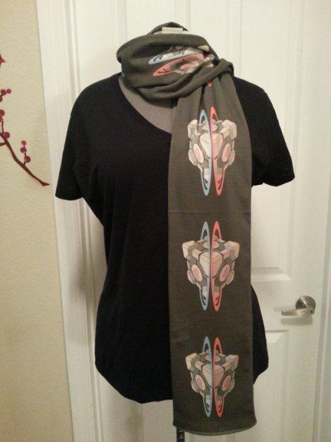 portal scarf