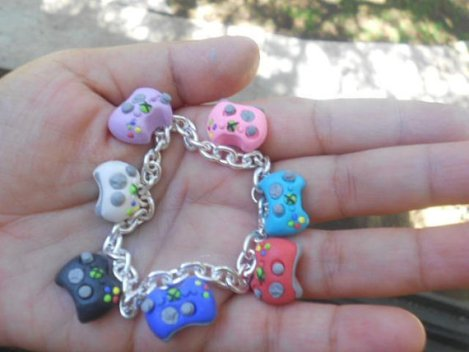 xbox charms by SC